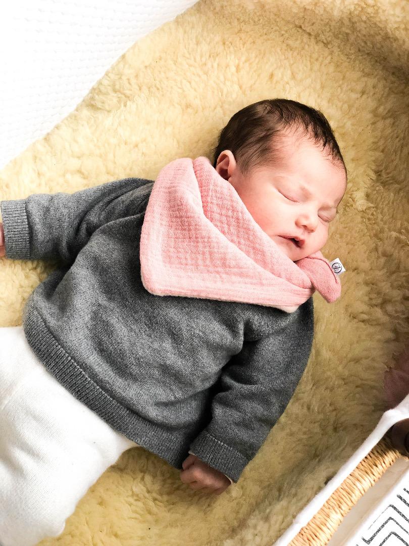 Halstuch für Babys und Neugeborene 5