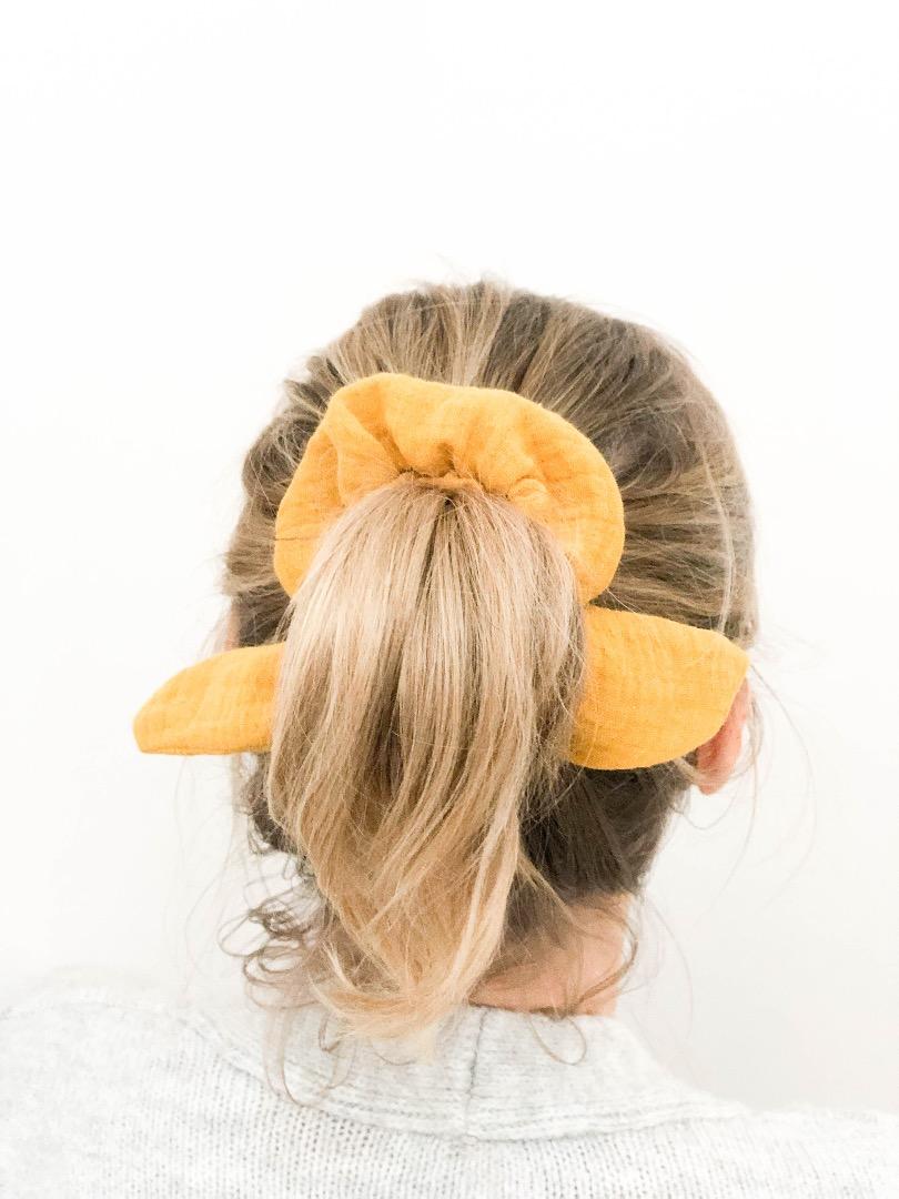 Scrunchie // Haargummi 4