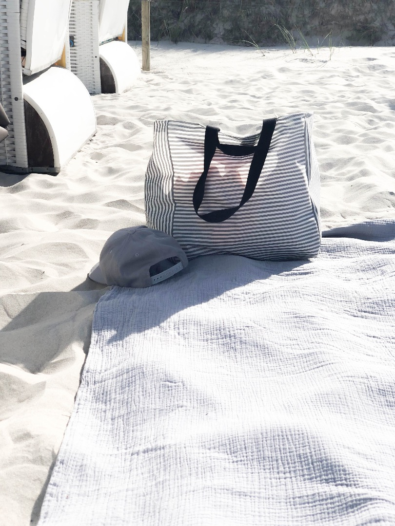 Stranddecke