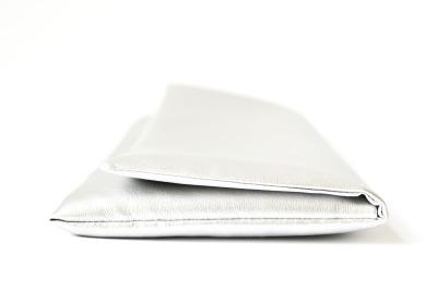 Clutch - Silber