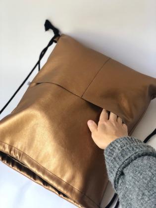 Turnbeutel - Kupfer // Kupfer