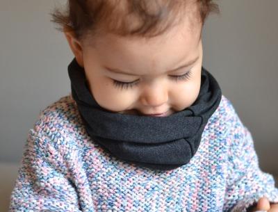 Loop Baby - Anthrazit