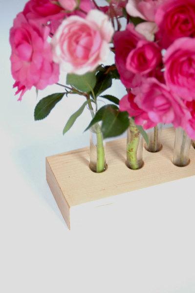 Blumenvase aus Ahorn 13 2
