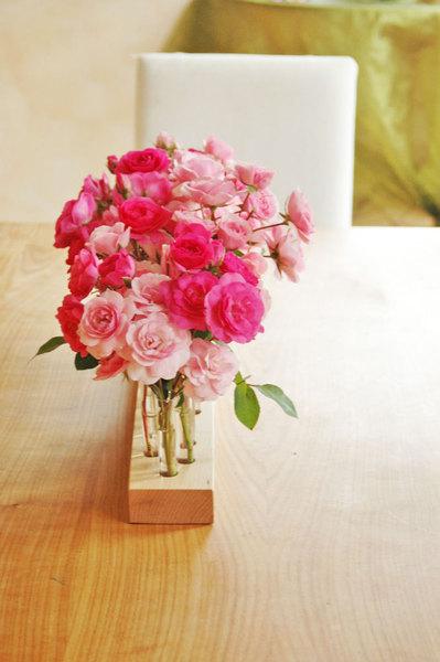 Blumenvase aus Ahorn 13 3