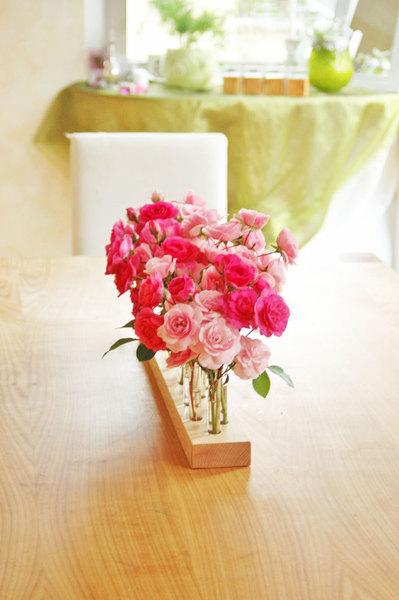 Blumenvase aus Ahorn 13 4
