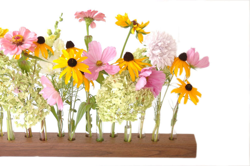 Vase aus Nussbaum 7 2