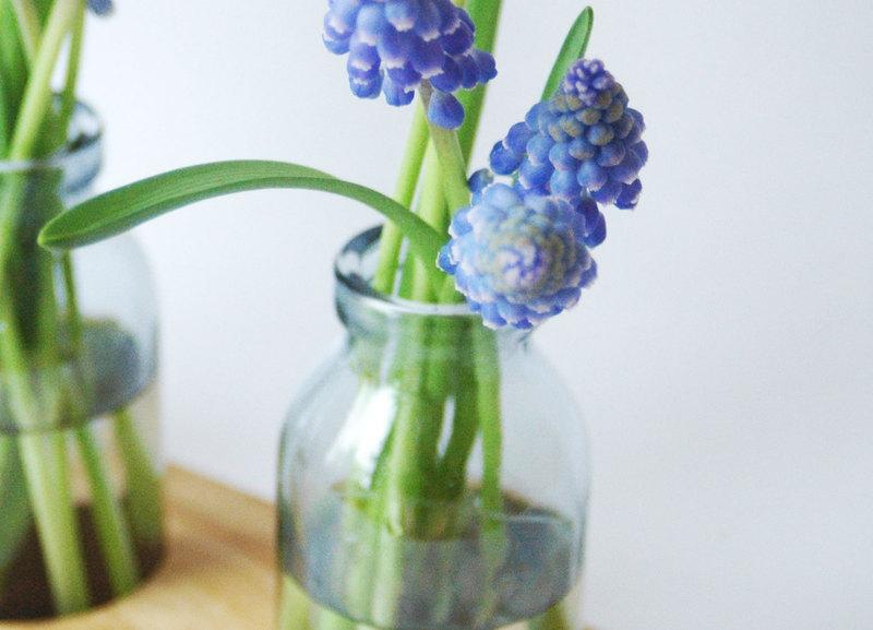 1 Milchkanne aus Kirsche, Blumenvase, Vase,Holz - 4