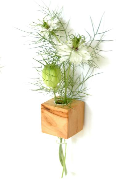 3 Kühlschrankmagnet - Apfelholz 4