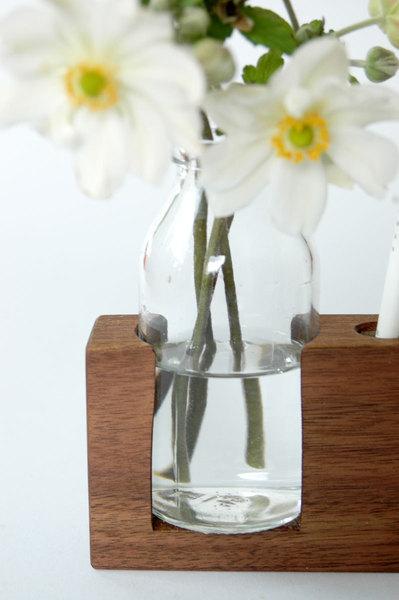 4 Stifthalter mit Blumenvase 4