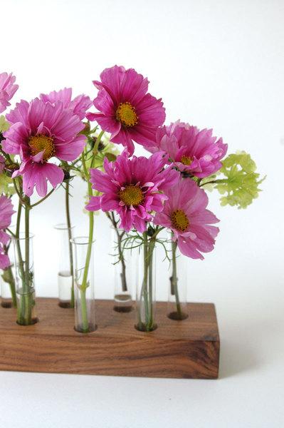 Vase aus Nussbaum 15 2