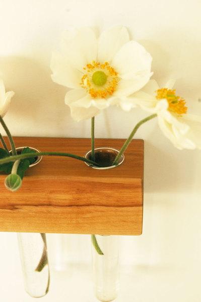 15 Kühlschrankmagnet Apfelholz 3