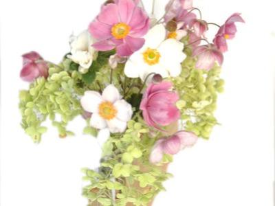 Vase aus Ahornholz 11