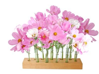 Vase aus Kirscholz 15 Mini