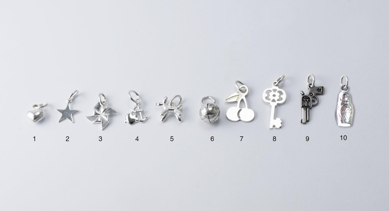 Zartes Silberarmband 1 - Namens- Geburts- - 5