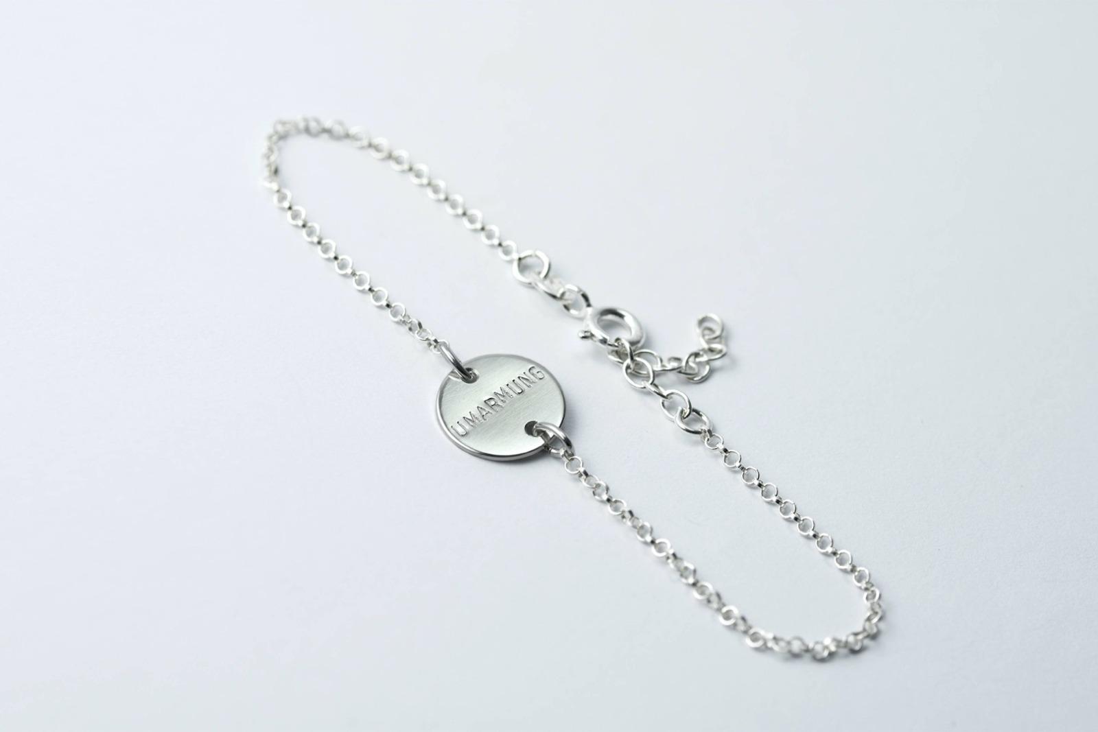 TENDER SILVER Bracelet No1 2