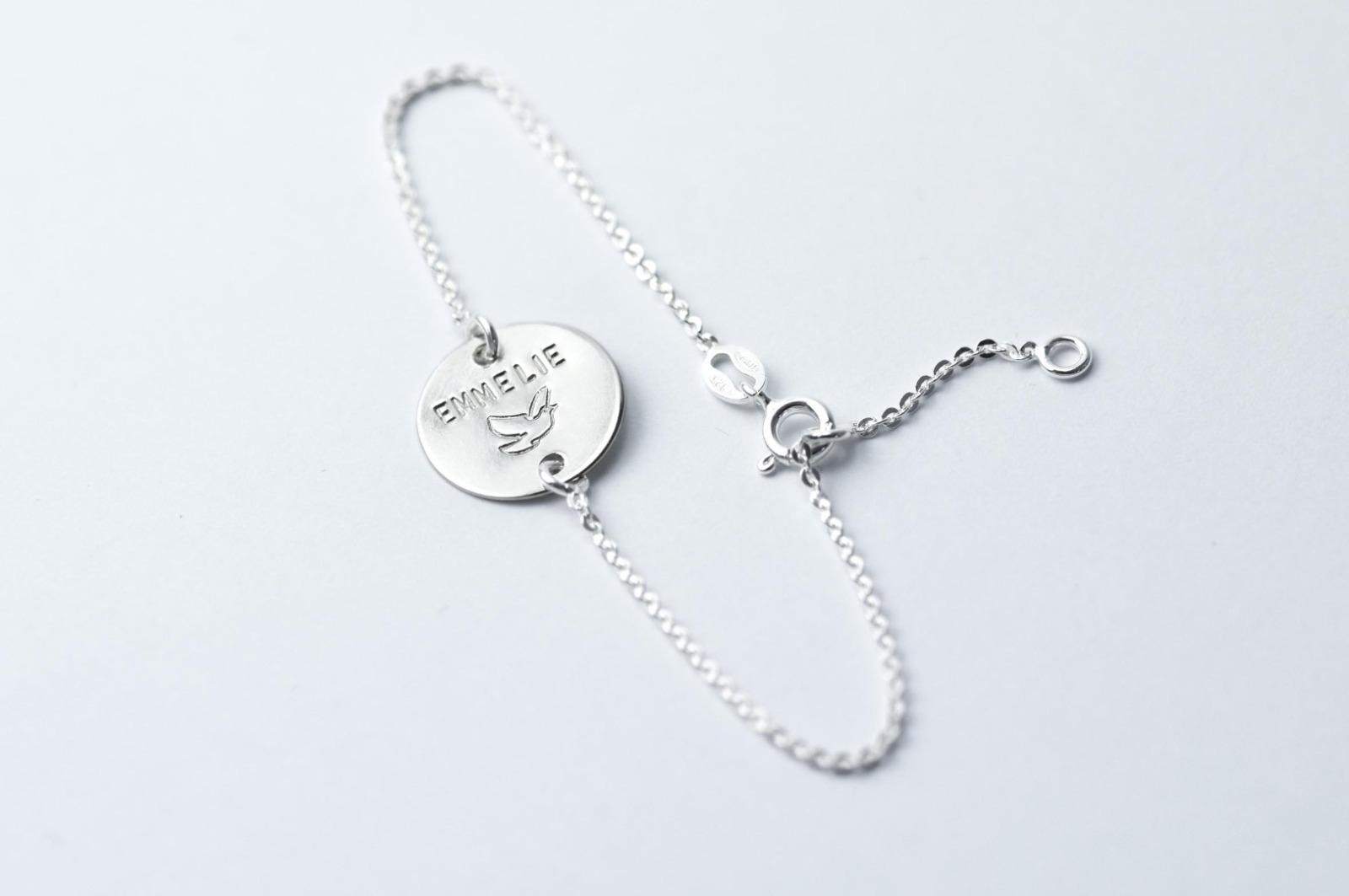 TENDER SILVER Bracelet No3
