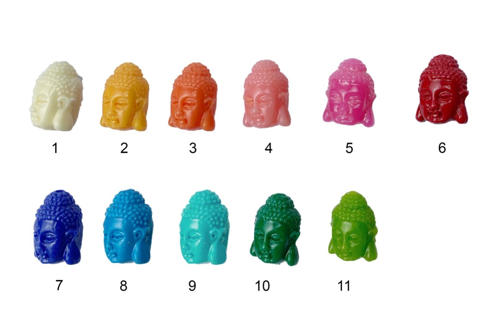 Gemstone Armband BUDDHA-Bead 5