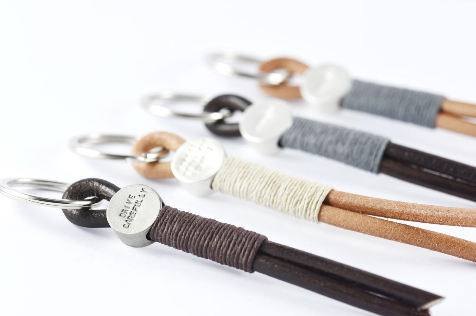 HEKTOR Schlüsselanhänger, Silber 935 - 1