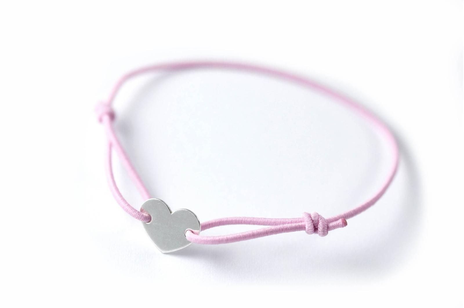 Für Dich von Herzen Armband 925er