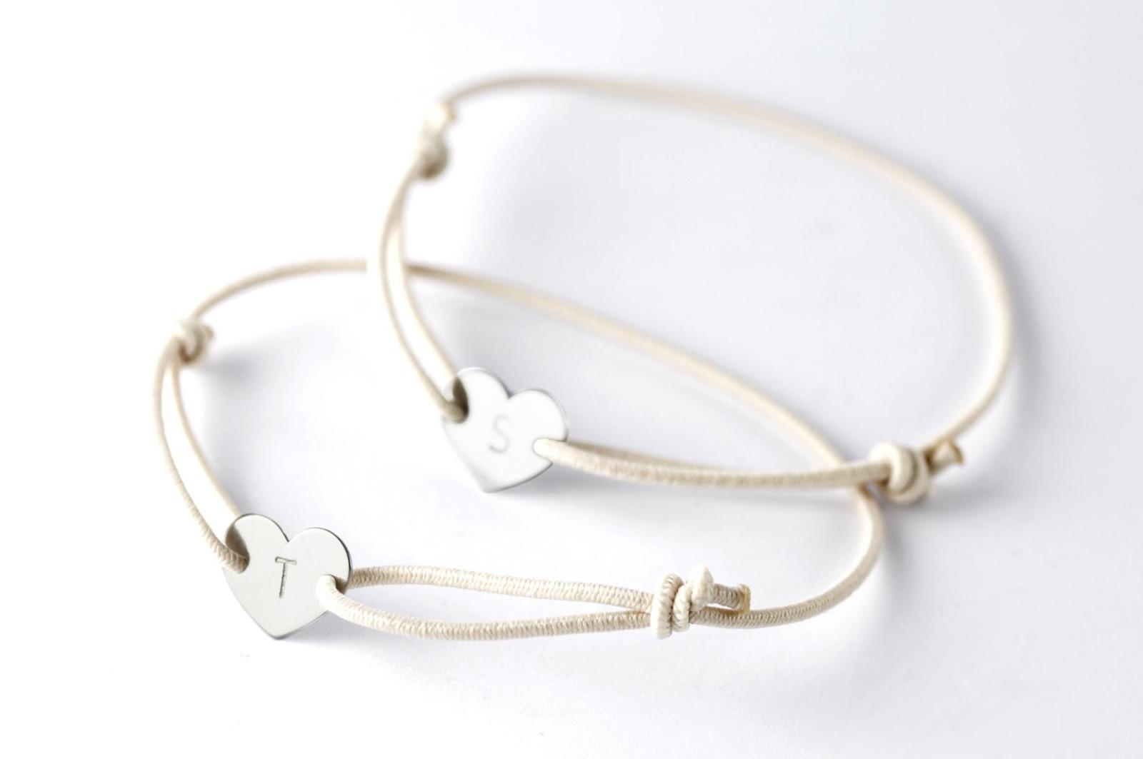 Für Dich, von Herzen - Armband, 925er Silber - 3