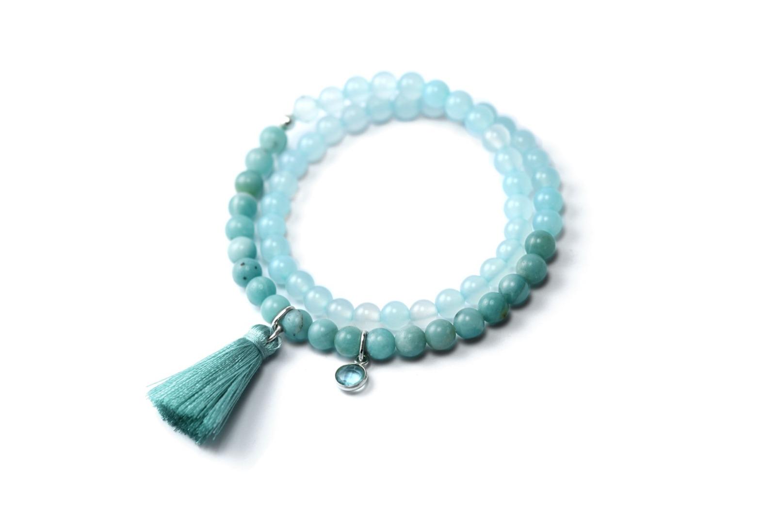 Mala Bracelet OCEAN BREATHE