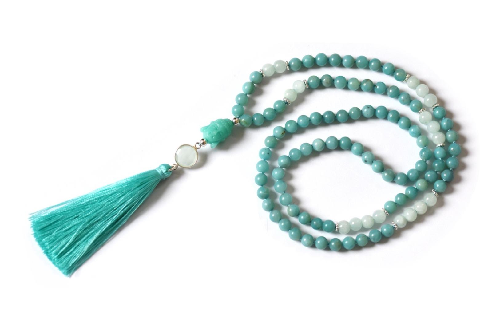 108 pearls - DIY Workshop 6