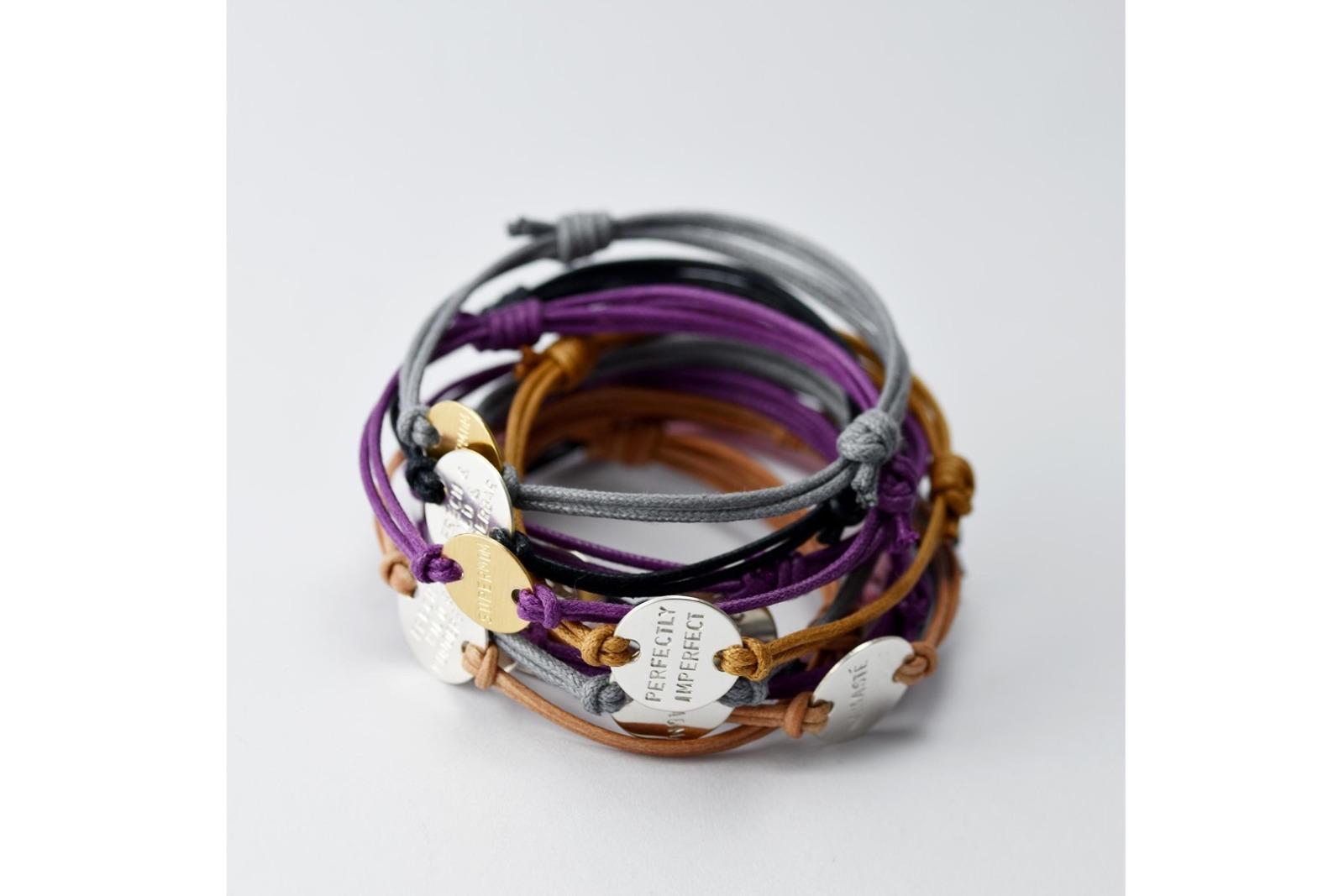 Mottoarmband 2