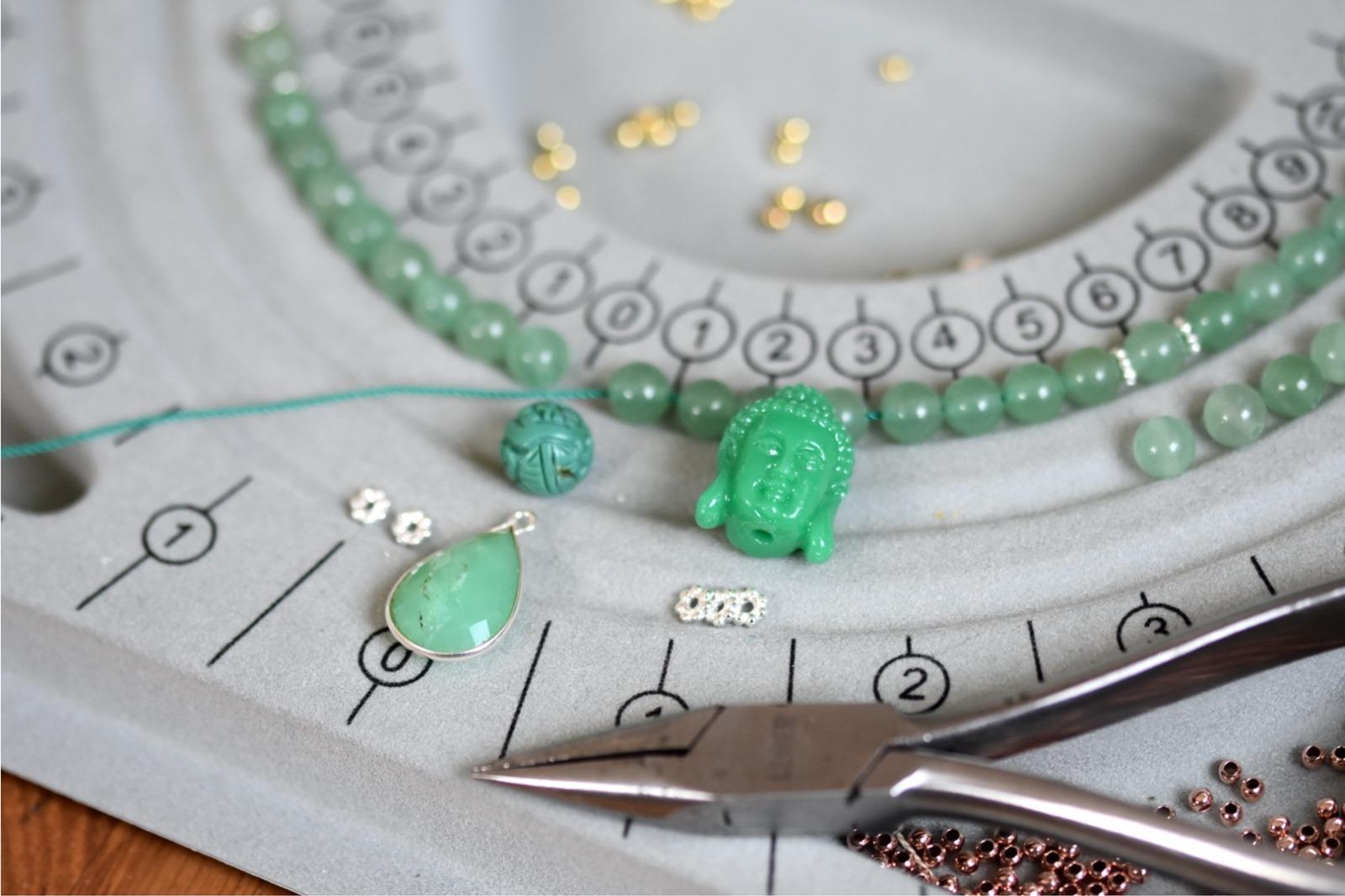 108 pearls - DIY Workshop