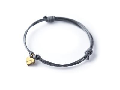 HERZCHEN Tangram Kette oder Armband Silber