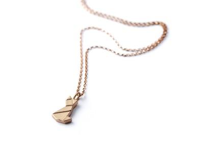 MIAU GOLD ROSÉ Symbol für stärkende