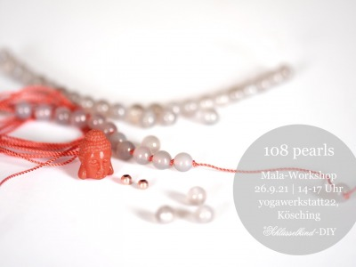 pearls DIY Workshop Freitag 19-22 Uhr