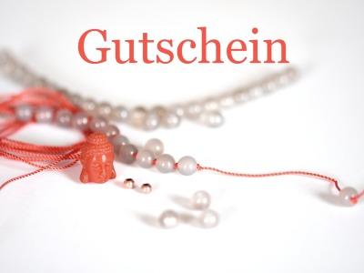 GUTSCHEIN pearls DIY Workshop Gutschein für