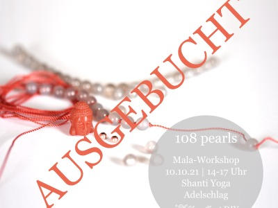 pearls DIY Workshop Sonntag 14-17 Uhr