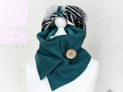 Set Schal Stirnband GentlyChic2