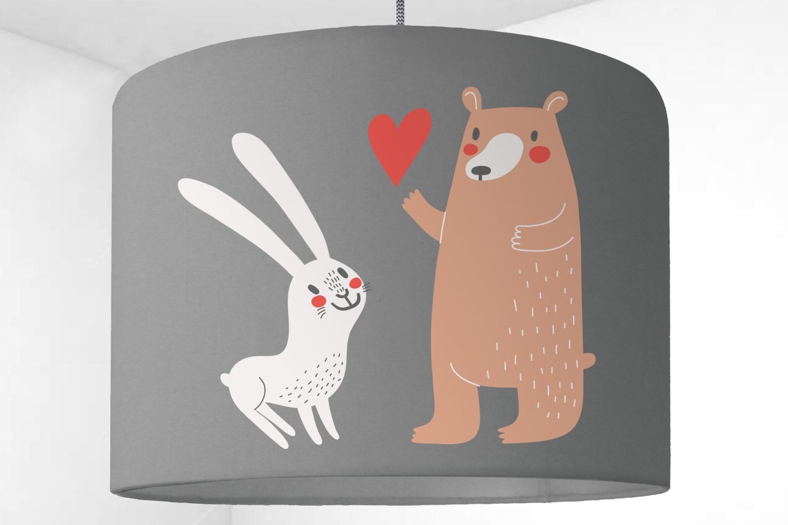 Lampenschirm Kinderzimmer Kinderlampe Babylampe