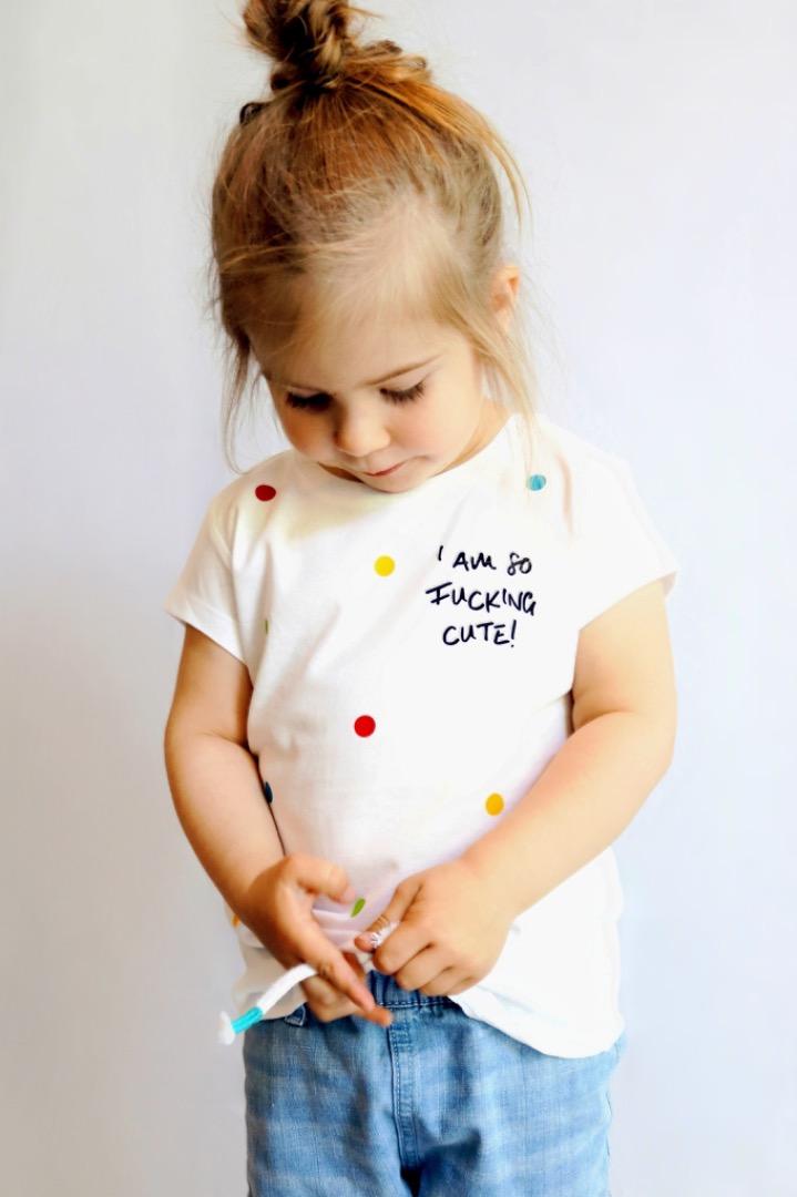 T-Shirt Cute 3