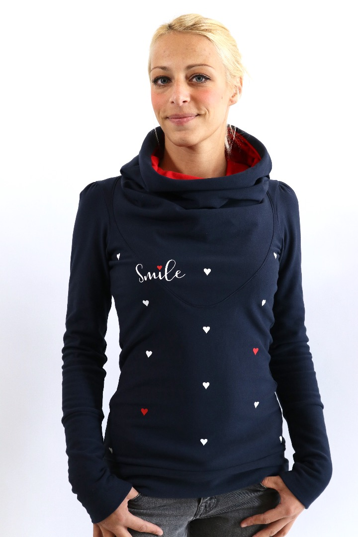 HOODIE Mika-49 Smile