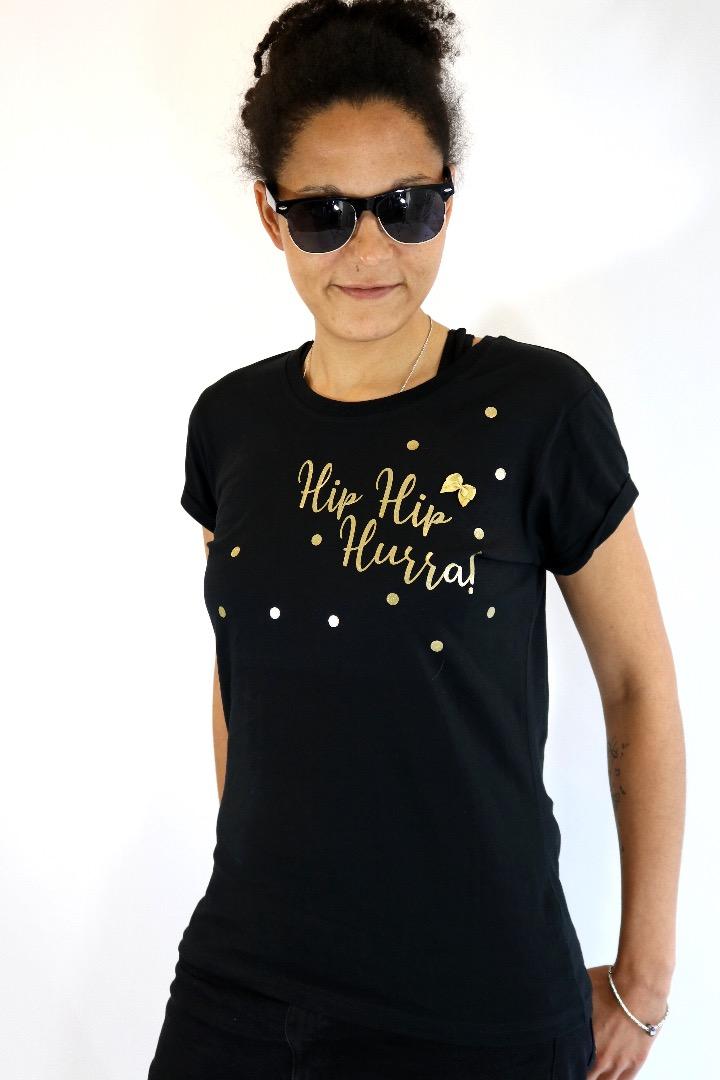 T-Shirt Hip Hip Hurra 2