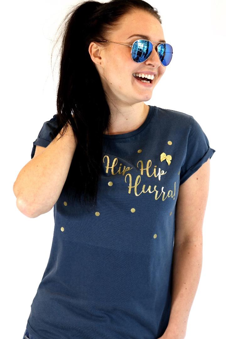 T-Shirt Hip Hip Hurra