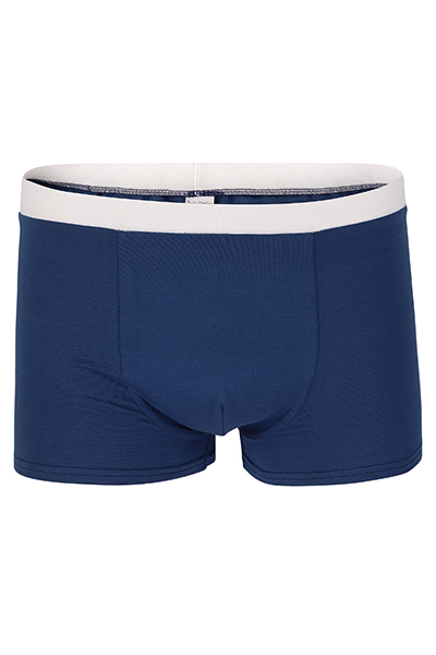 Bio Trunk Shorts indico blau