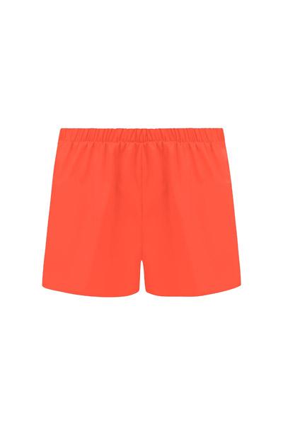 Bio Shorts Smilla koralle 2