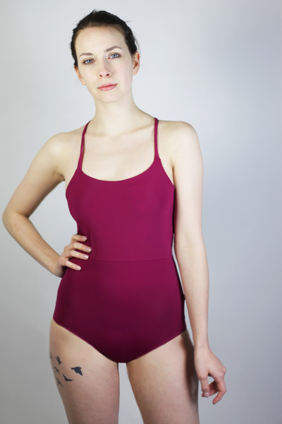 Recycling swimsuit Laik vino 2