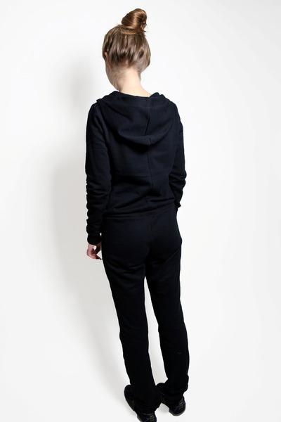 Bio Jumpsuit schwarz - 2