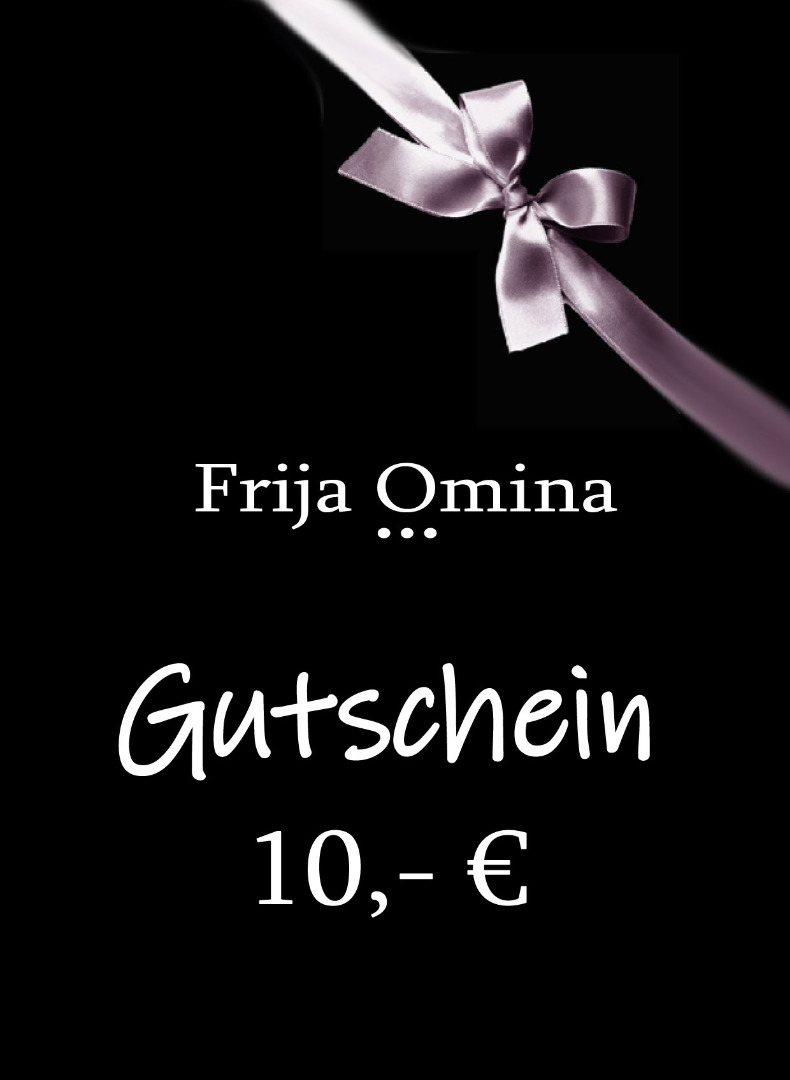 Frija Omina gift coupon 10-
