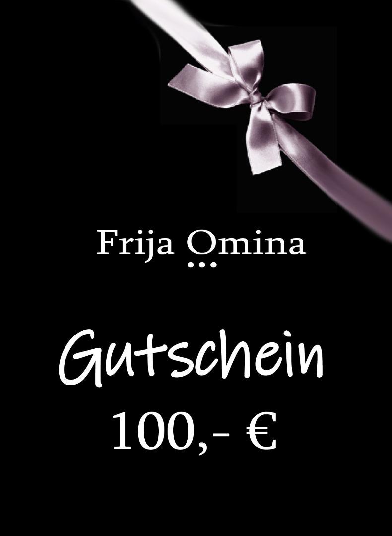 Frija Omina gift coupon 100-