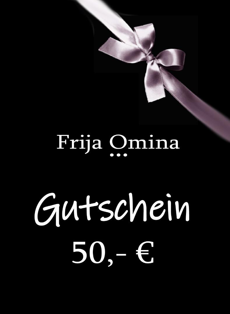 Frija Omina gift coupon 50-