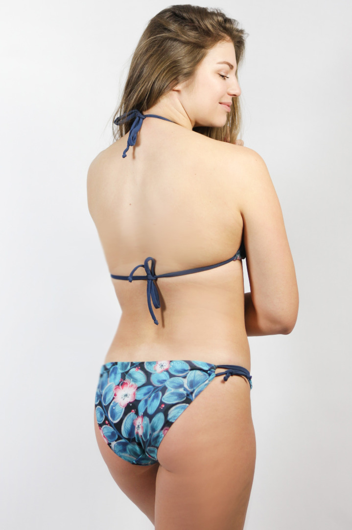 Bio Bikini Tropea Lagune / blau