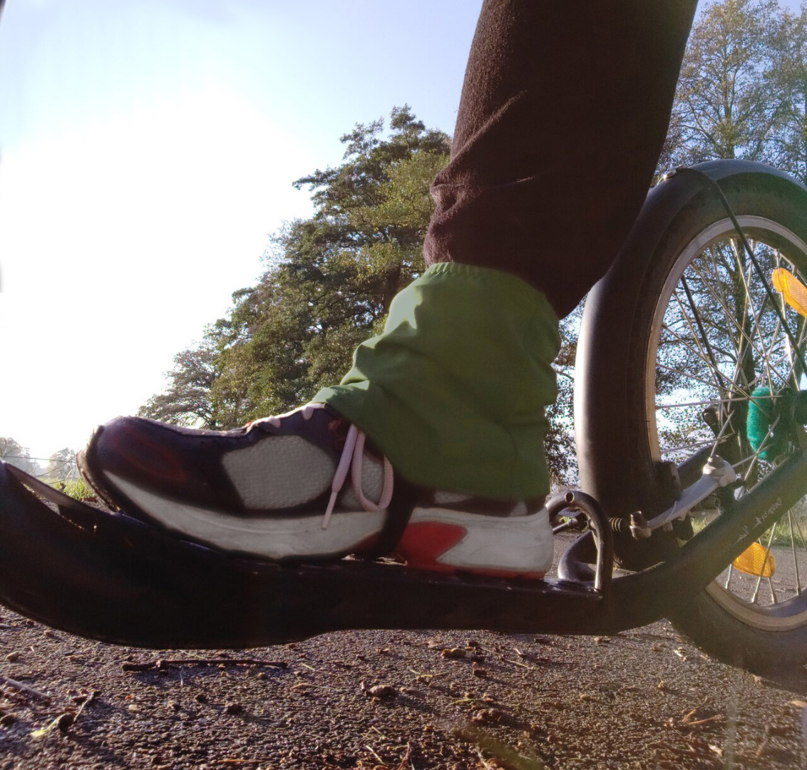 Recycling Trail-Gaiters - Gamaschen olivgrün 2