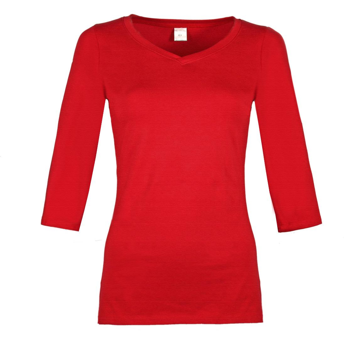 Bio 3/4 Arm- Shirt Winda chilirot