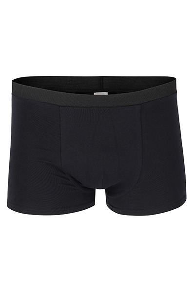 Bio Trunk Shorts Retro Shorts schwarz
